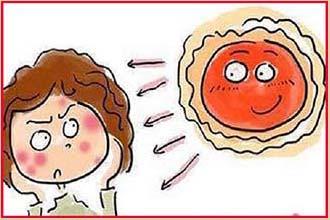 炎热的夏天-女性怎么预防白癜风好